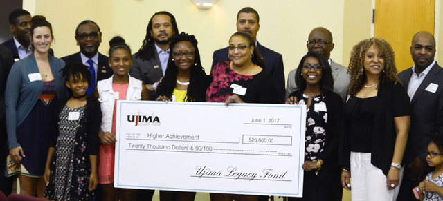 Ujima Legacy Fund empowers youth through collective giving