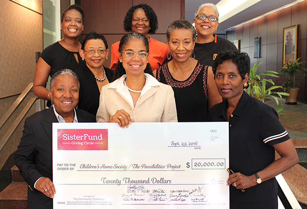 SisterFund Selects Children's Home Society as First Grant Recipient